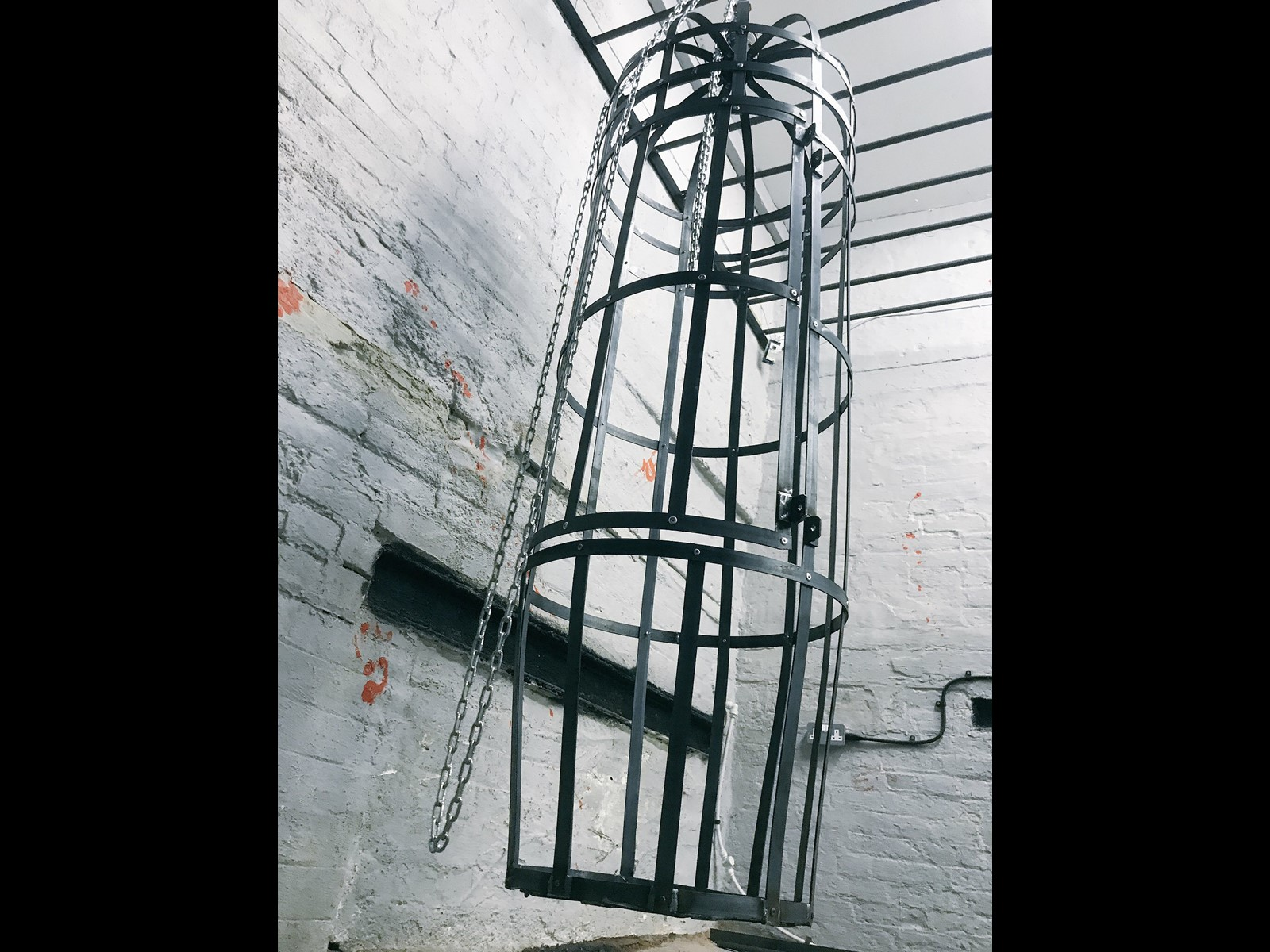 Historical Torture Medieval Gibbet Punishment Celestial Studios Dungeon Hire