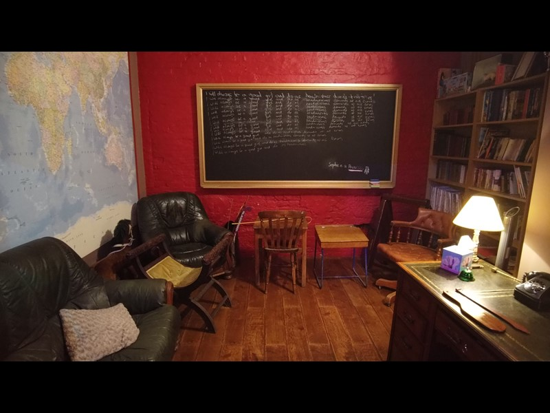 The Headmistress' Office